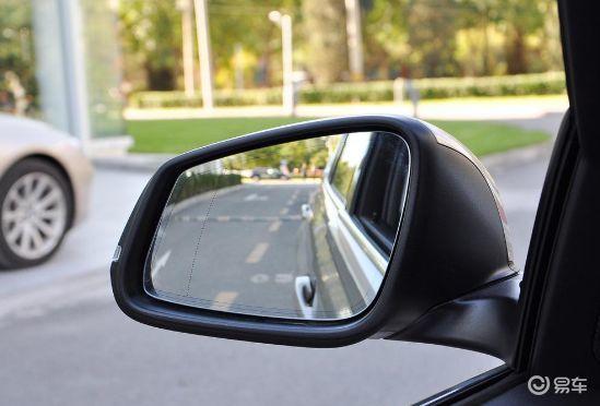 如何正确调节汽车后视镜?图解告诉你