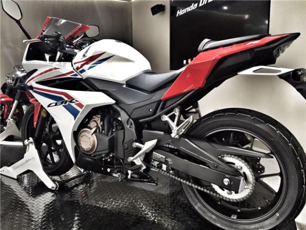 本田大排摩托车来成都开店,原来摩托还可以这么玩