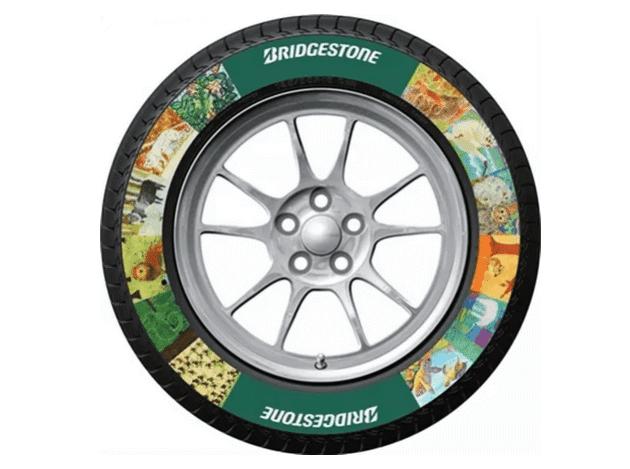 轮胎花纹还能影响排水性能!你的轮胎选对了吗?