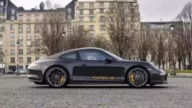 保时捷911R二手车价格暴涨是职业车手的最爱