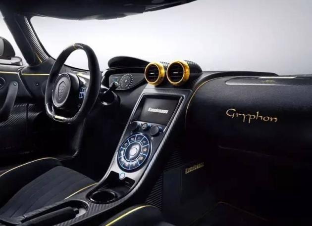 仅此一辆柯尼赛格Agera RS Gryphon