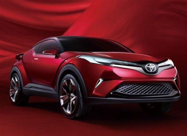 谁说丰田只有RAV4汉兰达这款超帅SUV将国产_广东快乐十分走势图