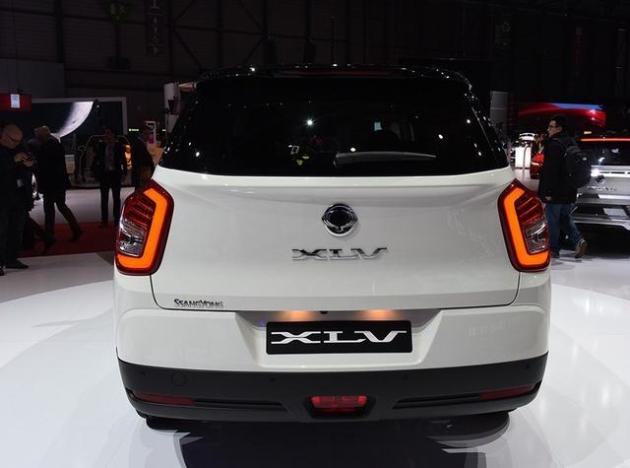双龙旗舰型SUV全部进口只是国产名号