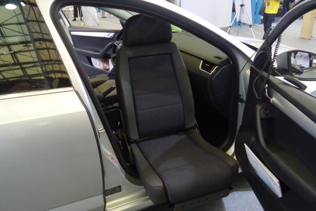 科技改变生活CES展示汽车在养老领域三大贡献