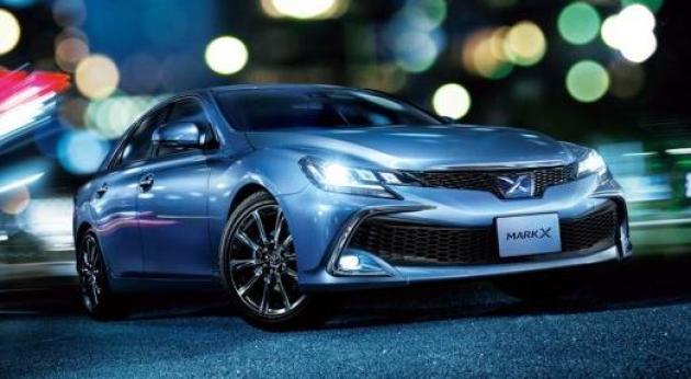 一汽丰田锐志宣布停产以后只能买挂X标的进口锐志