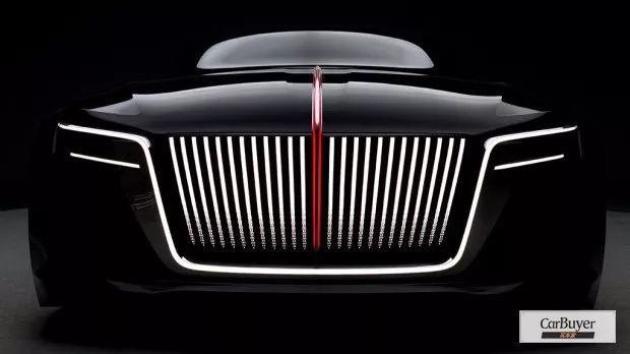 红旗发布概念车还换了新LOGO!_腾讯分分彩技巧计划