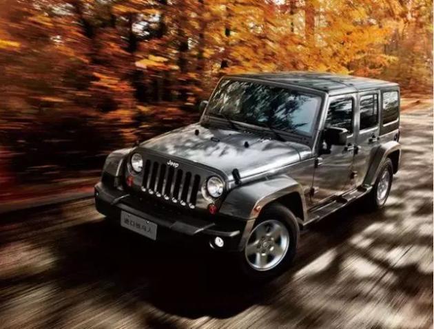 【Jeepsuv】报价及图片_Jeepsuv车型大全-汽车点评
