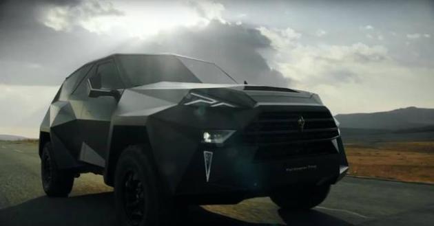 能买三辆宾利添越1200万超豪SUV是中国制造_北京pk10