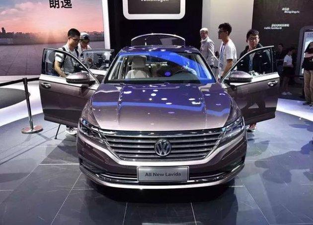上海大众全新朗逸一款中国最重要的大众车_快乐十分开奖
