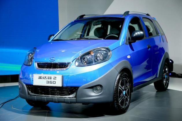 北京车展:为什么这家车企新能源车价格成为全场焦点?_广东快乐1