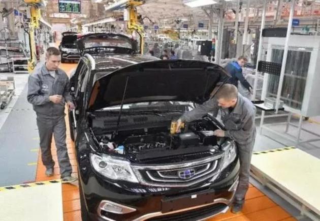 境外最受欢迎中国品牌排行榜吉利排名第五成唯一汽车品牌_北京pk