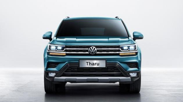 """5月24日上汽大众大众品牌全新SUV正式发布英文名――""""T"""