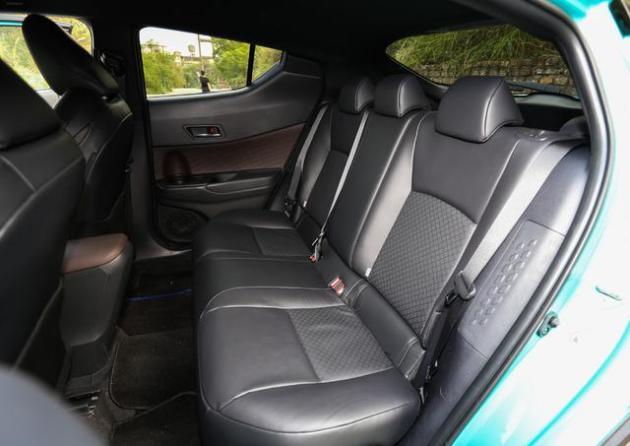 或售价12万起步丰田全新小型SUVC-HR会讨人喜欢吗_金凤凰彩票论坛