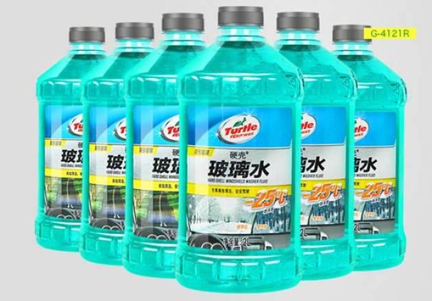 用洗洁精加水替代汽车玻璃水可行吗?_北京赛车pk