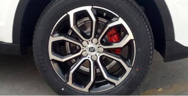 众泰被山寨了这车完美复刻大迈X7若价格更低是不是能火_凤凰彩票
