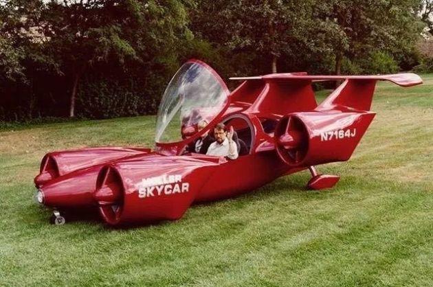 """还买什么汽车买架""""飞机""""不但能飞还能在马路上开_快乐十分开奖"""