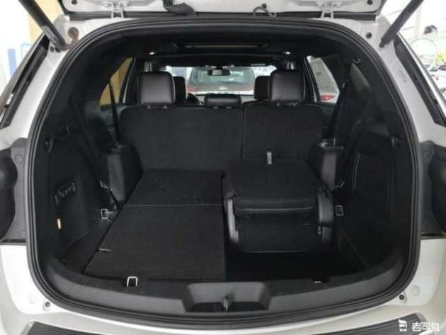 霸气不输普拉多 新款福特探险者来袭 售42.28万起