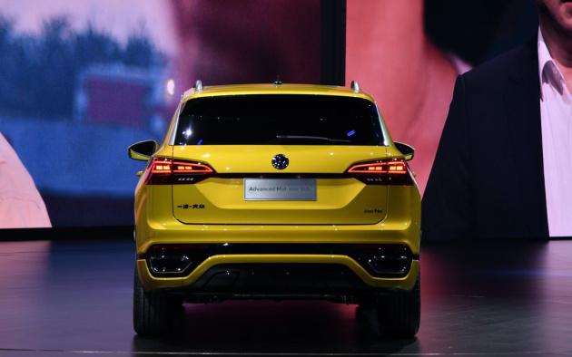 瞄准途观L一汽大众新款SUV将于11月上市_快乐十分精确公式