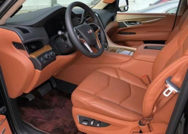 老板花285万元买辆凯迪拉克凯雷德