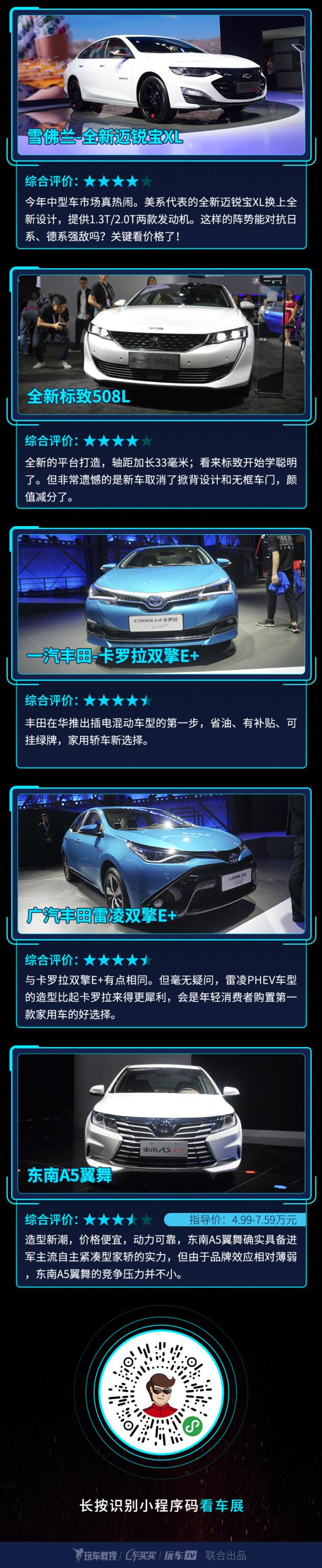 看明白今年广州车展重磅新车 精选17款!