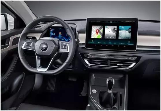 标注配己触动空调全液晶仪表,1.5T,不到7万,此雕刻款国产车想生事?