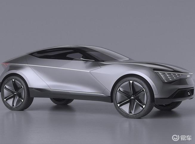_起亚全新futuron曝光 搭载4电机/l4级自动驾驶