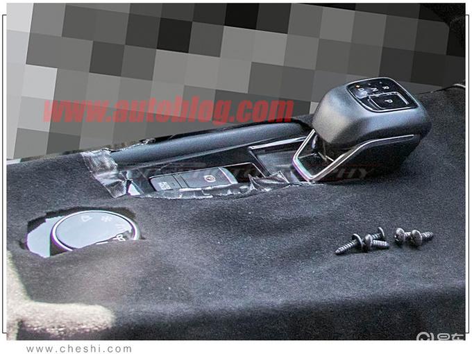 汽车车架结构图解剖图