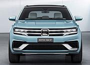 大迈X7要仿大众概念SUV 众泰新车规划独家解析
