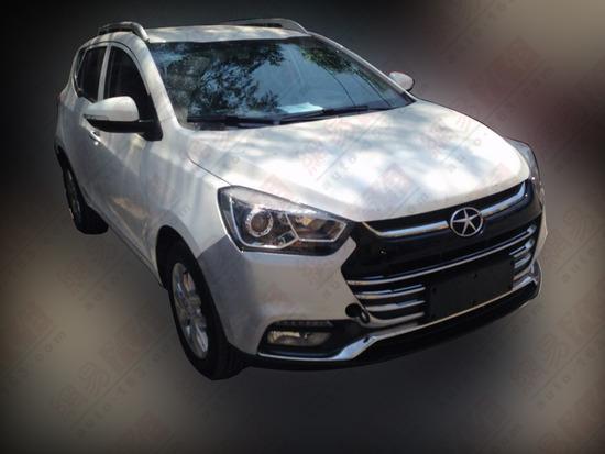 曝瑞风新小型SUV高低配版 三季度上市或6万起