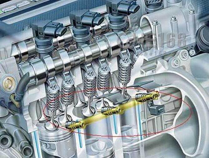 如果空气流量计过于老旧或者使用维修不当而致其本身