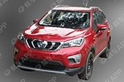 长安新小SUV无伪照曝光 广州车展首发或售6万起