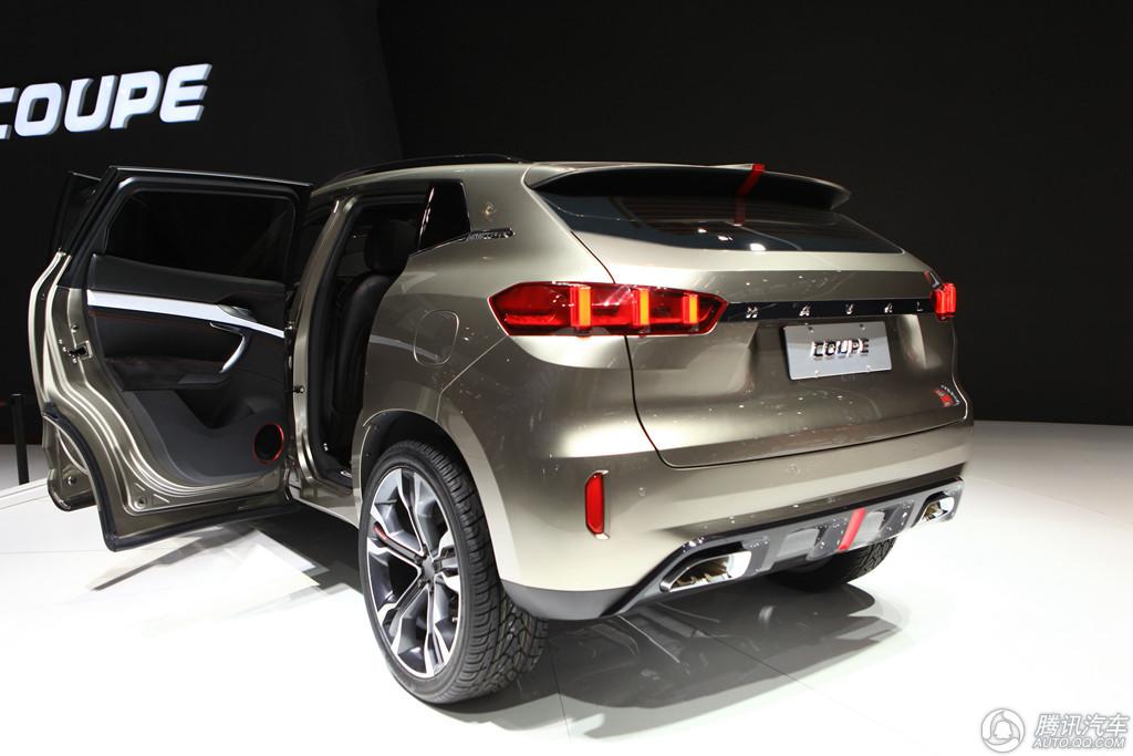 国产品牌车_哈弗新车颜值爆表 国产品牌的骄傲