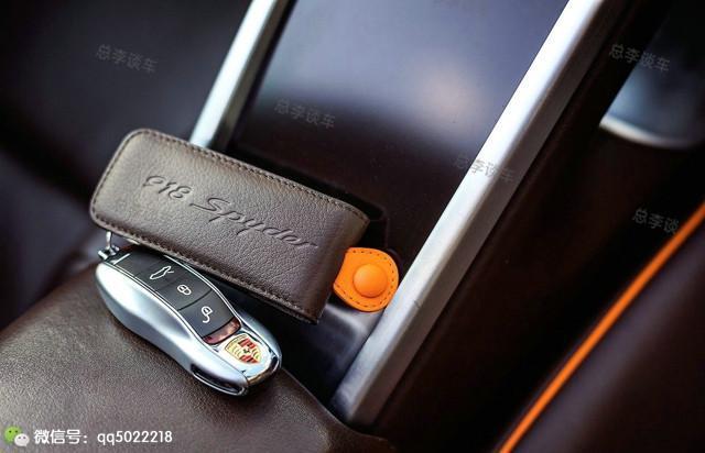 莱肯跑车的车钥匙_【图】运动小生全新一代保时捷卡曼到店实拍