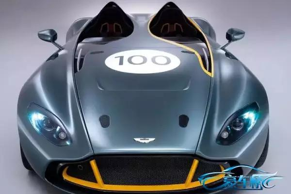 阿斯顿马丁cc100