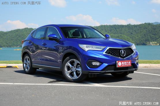讴歌CDX新增四驱钻享版 售31.28万元