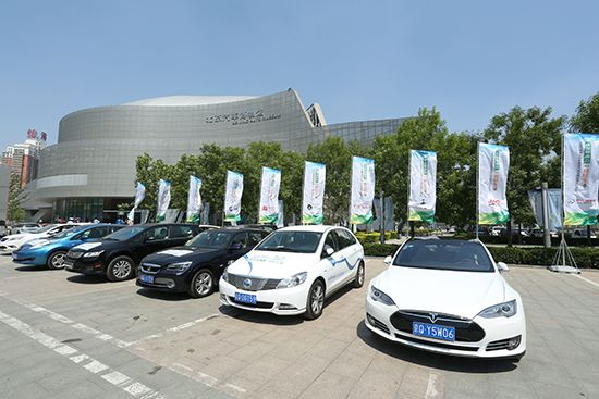 北京新能源汽车全面停售 部分中签指标或作废