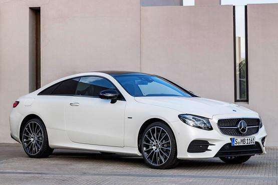 奔驰E级Coupe海外售价 约合36.14万元起