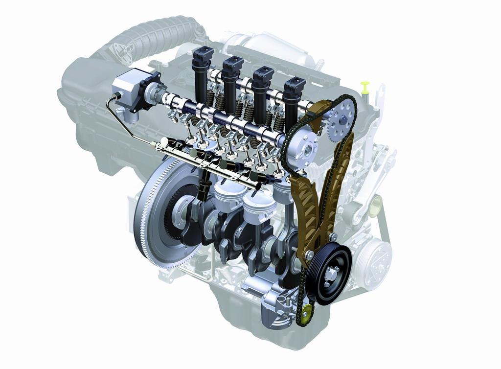 返璞归真 l型才是王道 发动机结构形式漫谈