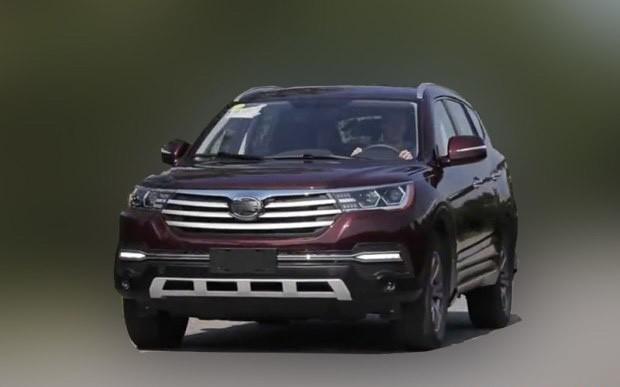 力帆7座SUV X80将7月上市