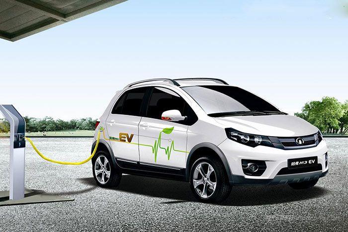 哈弗新能源战略曝光 未来推混动+纯电动汽车