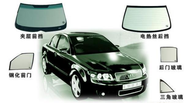 汽车玻璃损坏时是抛光修复还是麻溜的换掉高清图片