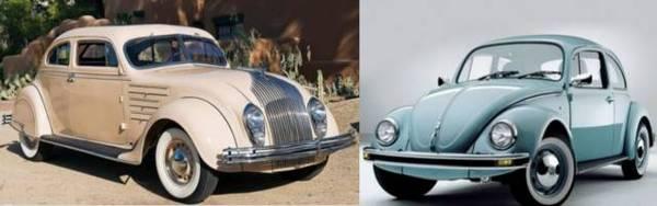 流线型汽车在上世纪30~40年代间逐渐颠覆了箱型汽车的设计理念,并迎来