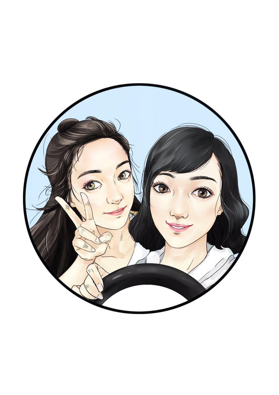两个女司机