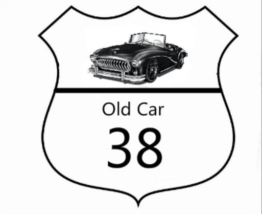 38号经典老车