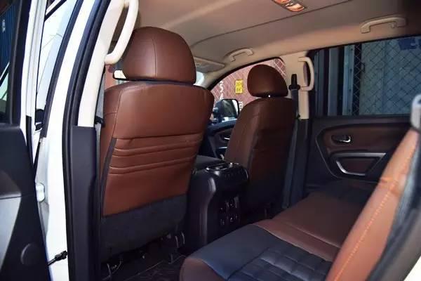 斯的5.0T V8柴油发动机-新增单排车型 2017款日产泰坦上市
