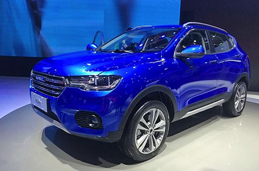 长城、东南、三菱和一汽吉林在广州车展大抛SUV媚眼 -  - 极速汽车