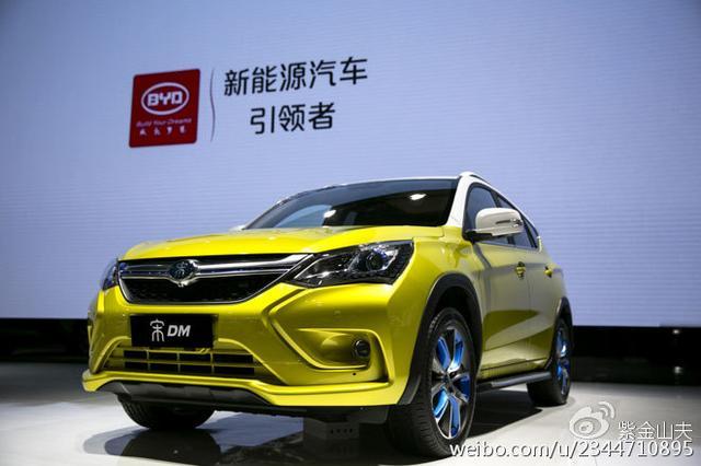 混动 涡轮,比亚迪新能源汽车够 纯洁高清图片