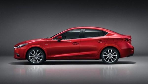 【长安马自达新款Mazda3 Axela今日上市】汽车匠人-易起说-易车网
