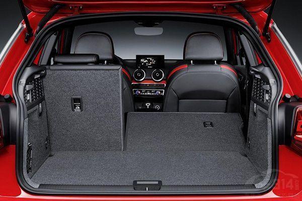 国产奥迪Q2即将上市 打造最便宜的奥迪SUV高清图片
