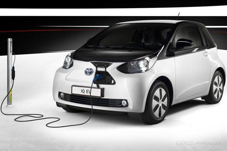 丰田研发新电池材料 为首款纯电动汽车做准备